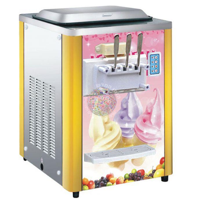 ניס השכרת מכונת גלידה אמריקאית ראש 1 ב-450₪ - בנג'ו OX-83